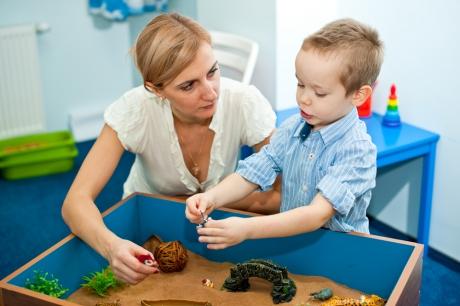 Против страха (упражнения для психолога, работающего с детьми)