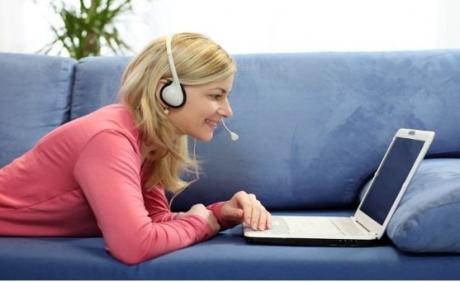 Современная психотерапия через интернет - это удобно!